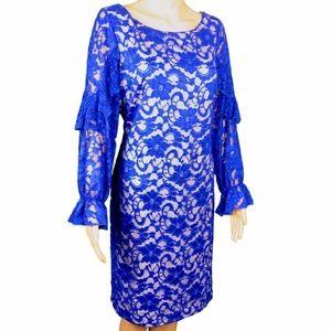 Ivanka Trump NWT Lake Como Women's Lace Dress 12